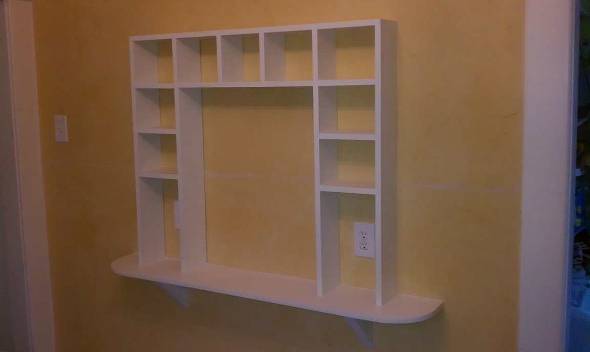 Kitchen knick knack shelving richardson kitchen and for Bathroom knick knacks