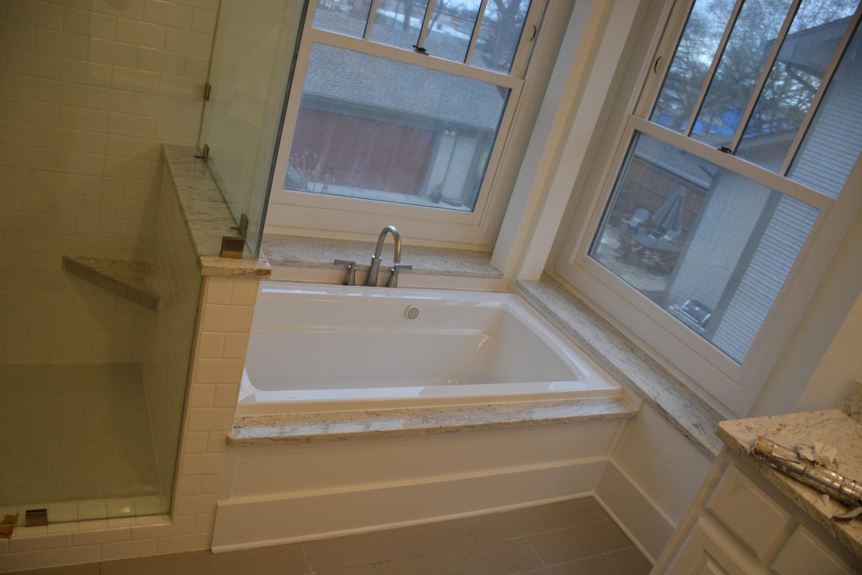 East Dallas Bathroom Remodel