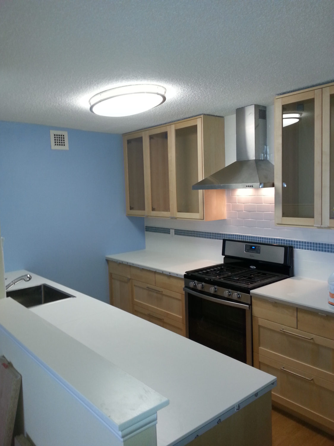 Updating A Turtle Creek Condo Richardson Kitchen And